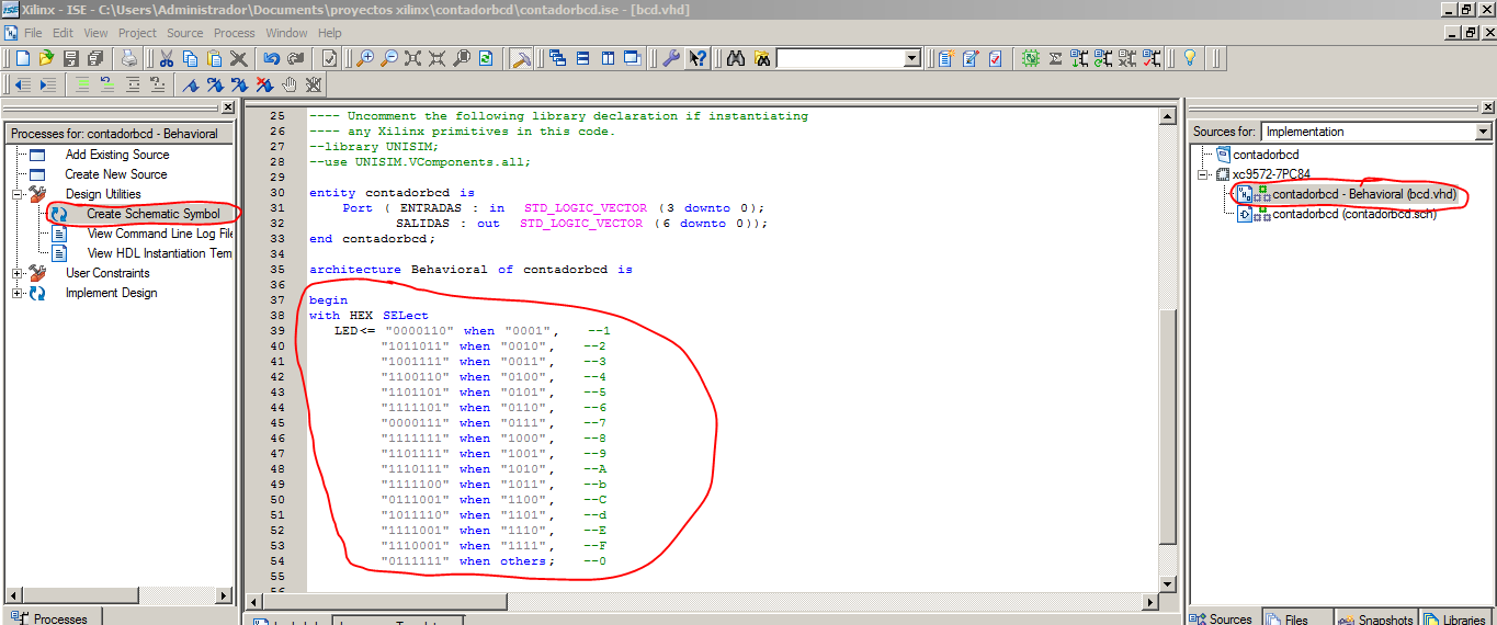 105 Vhdl To Schematic on